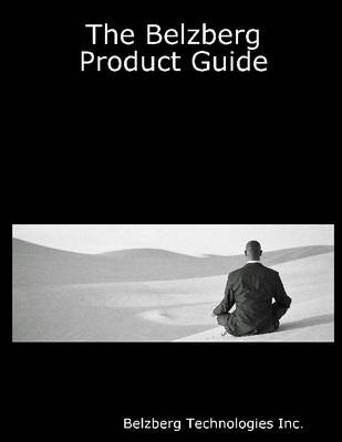 The Belzberg Product Guide