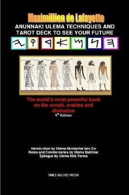 Anunnaki Ulema Techniques and Tarot Deck To See Your Future. V1
