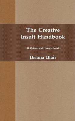 The Creative Insult Handbook