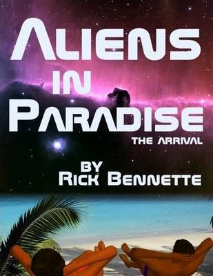 Aliens In Paradise - The Arrival