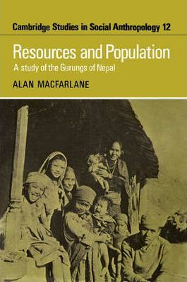 Resources and Population  A Study of the Gurungs of Nepal