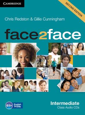 face2face Intermediate Class Audio CDs (3)