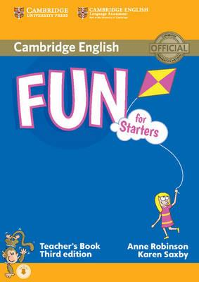 Fun for starters teachers book with audio karen saxby 9781107444720 fun for starters teachers book with audio fandeluxe Choice Image