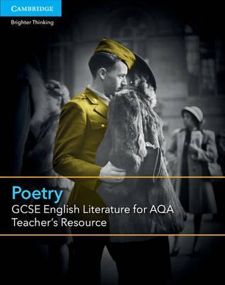 GCSE English Literature for AQA Poetry Teacher's Resource Free Online