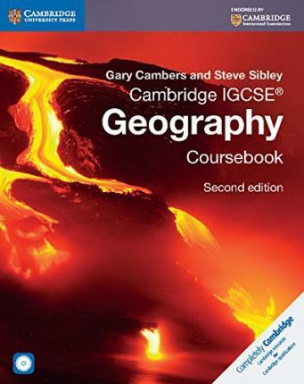 Cambridge IGCSE (R) Geography Coursebook with CD-ROM