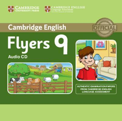 Cambridge English Young Learners 9 Flyers Audio CD