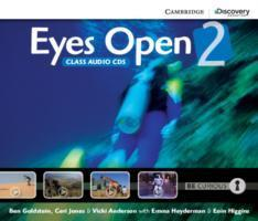 Eyes Open Eyes Open Level 2 Class Audio CDs (3)