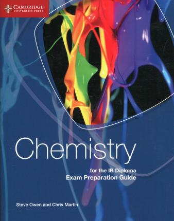 chemistry for the ib diploma study guide pdf