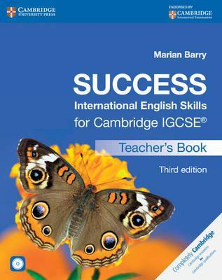 Success international english skills for cambridge igcse r success international english skills for cambridge igcse r teachers book with audio cd fandeluxe Image collections