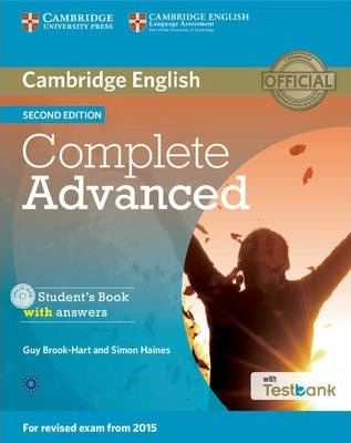 Complete: Complete Advanced Student's Book with Answers with