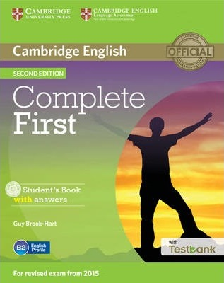 Complete: Complete First Student's Book with Answers with CD
