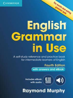 English grammar book with solutions