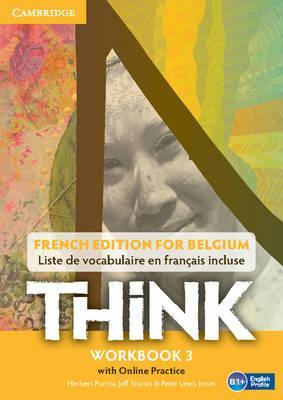 Think Level 3 Workbook with Online Practice (for Belgium)