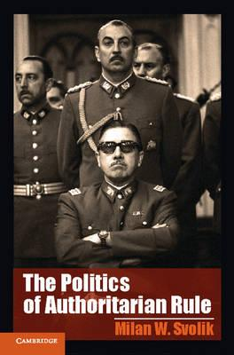 Astrosadventuresbookclub.com Cambridge Studies in Comparative Politics: The Politics of Authoritarian Rule Image