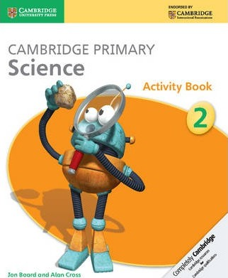 Cambridge Primary Science: Cambridge Primary Science Stage 2 Activity Book