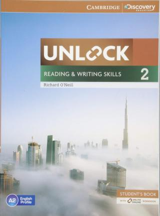 Unlock: Unlock Level 2 Reading and Writing Skills Student's Book and Online Workbook