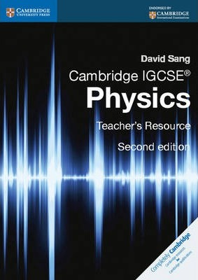 Cambridge International IGCSE: Cambridge IGCSE (R) Physics