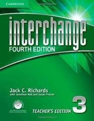 Interchange Students Book 3 With Audio Cd
