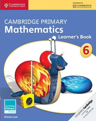 Cambridge Primary Maths: Cambridge Primary Mathematics Stage 6 Learner's Book