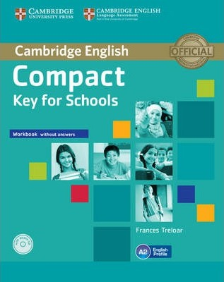 Compact KET for Schools - Workbook CD