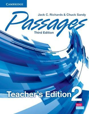 Passages Level 2 Teacher's Edition with Assessment Audio CD/CD-ROM