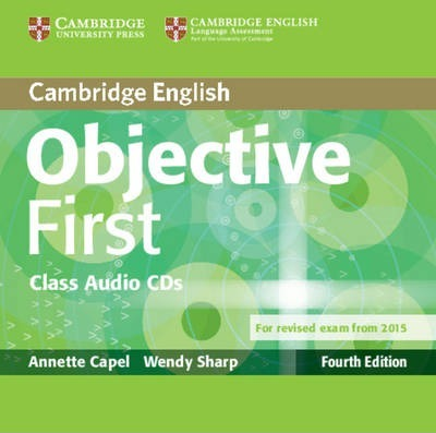Objective: Objective First Class Audio CDs (2)