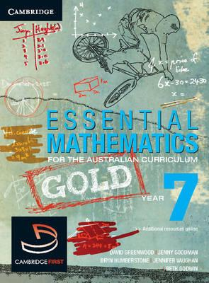 Essential Mathematics: Essential Mathematics Gold for the Australian