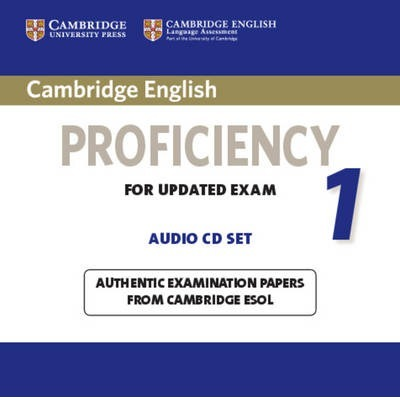 CPE Practice Tests Cambridge English Proficiency 1 For Updated Exam Audio CDs 2
