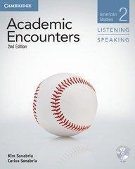 Academic Encounters Level 2 Student's Book Listening and Speaking with DVD