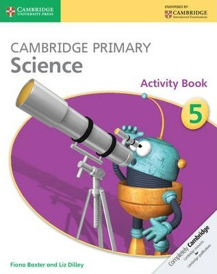 Cambridge Primary Science: Cambridge Primary Science Stage 5 Activity Book