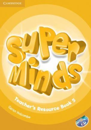 Super Minds Level 5 Teacher's Resource Book with Audio CD