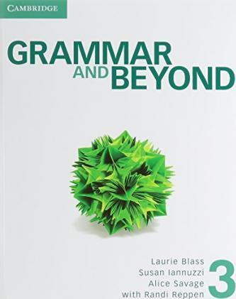 Grammar And Beyond Pdf
