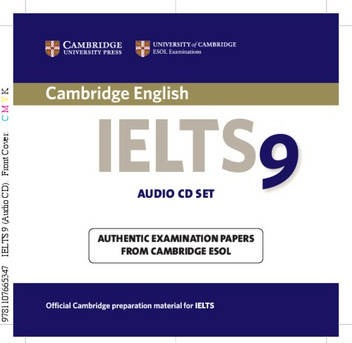IELTS Practice Tests: Cambridge IELTS 9 Audio CDs (2