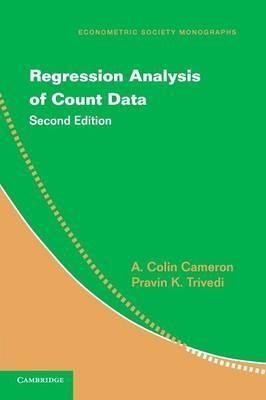Econometric Society Monographs: Regression Analysis of Count Data Series Number 53