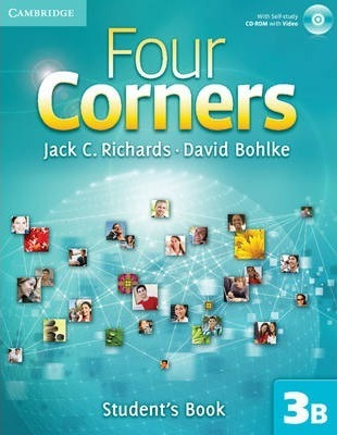 Four Corners Level 3 Student S Book B With Self Study Cd Rom And