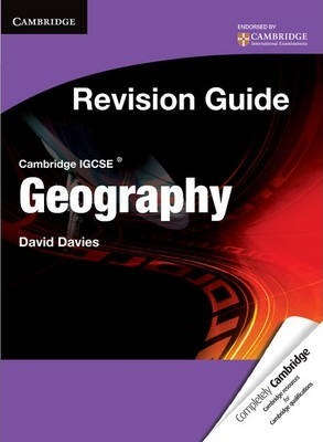 Cambridge IGCSE Geography Revision Guide Student's Book