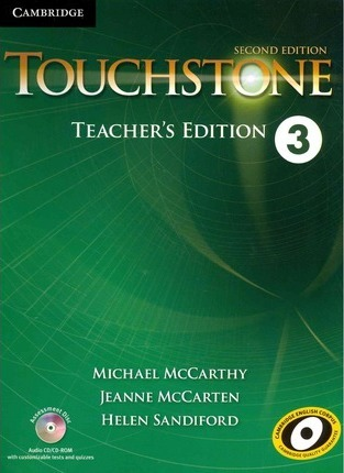 Touchstone level 3 teachers edition with assessment audio cdcd rom touchstone level 3 teachers edition with assessment audio cdcd rom touchstone level fandeluxe Gallery
