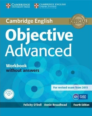 Objective Advanced Students Book With Answers With Cd-rom