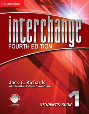 Interchange Level 1 Student's Book with Self-study DVD-ROM and Online Workbook Pack