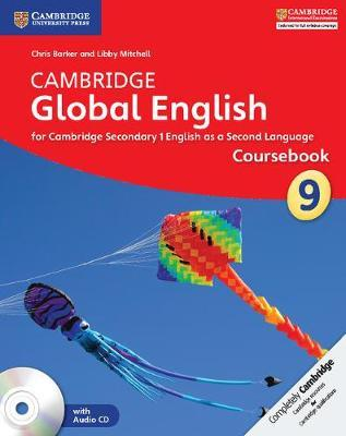 Cambridge Global English Stage 9 Coursebook with Audio CD : for Cambridge Secondary 1 English as a Second Language