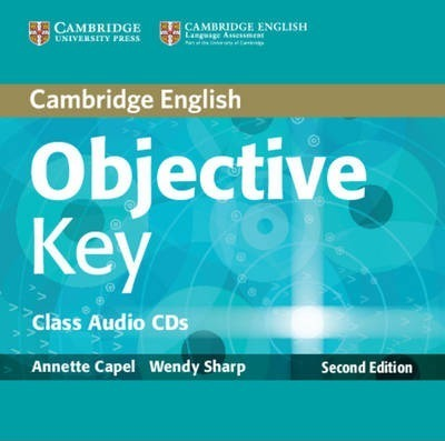 Objective Key Student's Book Pack (Student's Book with Answers with CD-ROM and Class Audio CDs(2)): Objective Key Class Audio CDs (2)