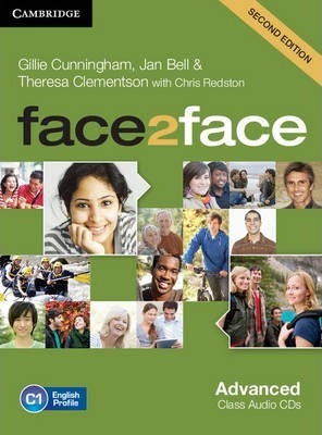 Astrosadventuresbookclub.com face2face Advanced Class Audio CDs (3) Image
