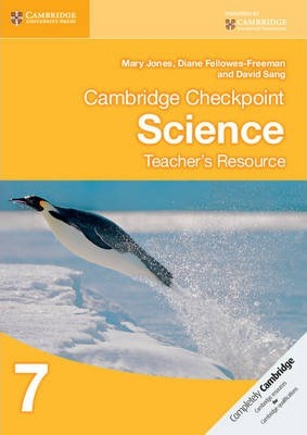 Cambridge Checkpoint Science Teacher's Resource 7 : Mary