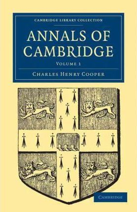 Annals of Cambridge 5 Volume Paperback Set