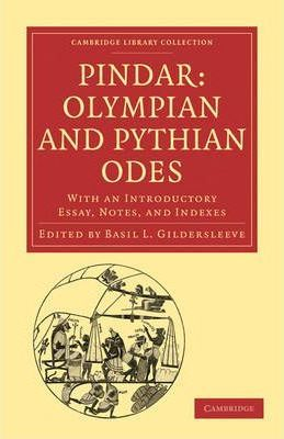 Pindar: Olympian and Pythian Odes