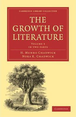 The Growth of Literature 2 part set