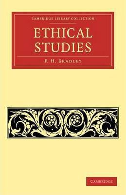 Cambridge Library Collection - Philosophy: Ethical Studies