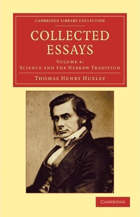 Collected Essays 9 Volume Set Collected Essays: Discourses: Biological and Geological Volume 8