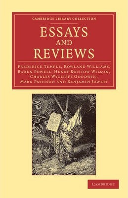 Cambridge Library Collection  Science And Religion Essays And  Cambridge Library Collection  Science And Religion Essays And Reviews