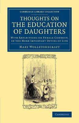 Thoughts On The Education Of Daughters Mary